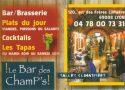 Bar des Chalmp's